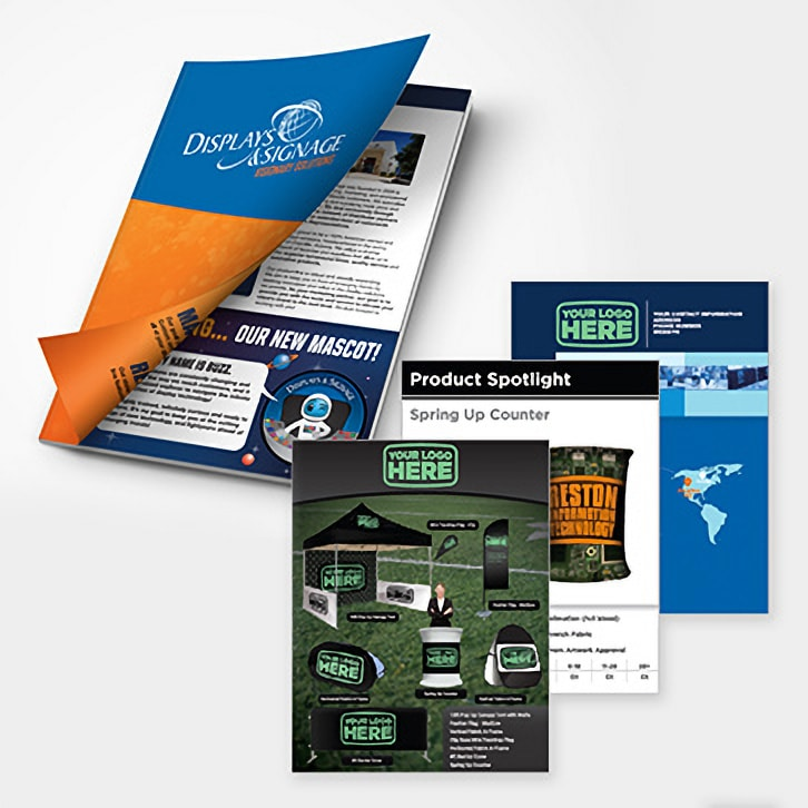 CATALOGS & FLYERS